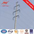40FT Nea Galvanized Steel Electric Pole