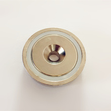 N40 Neodymium Cup Magnet Pot magnet