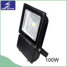 100W 3000-6500k luz impermeable de la inundación del LED para el patio trasero