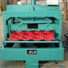 Painel Glazed Tile Roll formando máquina