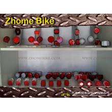 Peças da bicicleta/refletores, a dianteira e a traseira refletores, refletores de rodas, olho de gato