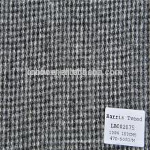 Designer de lã Tweed Coats para homens e mulheres Harris tweed