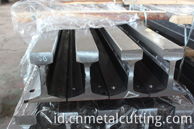 guide rail for gantry plasma cutter