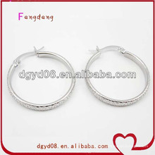 Stainless steel earring hooks wholesale for women
