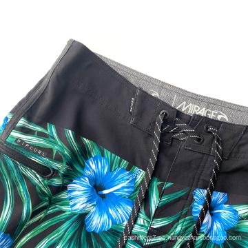 Pantalones cortos de playa de entrenamiento deportivo para hombres respirables al por mayor