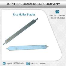 Lame de riz Huller largement étendue disponible dans des emballages respectueux de l'environnement