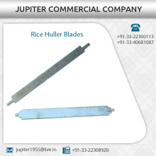 Broadly Demanded Rice Huller Blade Available in Eco Friendly Packaging