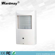 CCTV 1.3MP Mini Smoke Detector Berbentuk Kamera IP