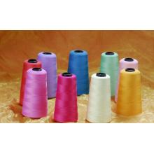 Закрученная полиэстер швейных ниток (50-е/2-3000м)