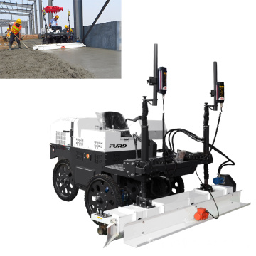 High Accuracy Laser Level Concrete Machine