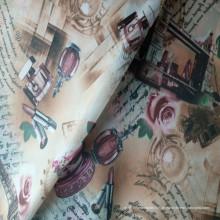 Polyester Taft Bedrucktes Futter Stoff / Bedrucktes Futter / Bedrucktes Taft Futter