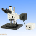Professional High Quality Upright Metallurgical Microscope (Mlm-100bd)