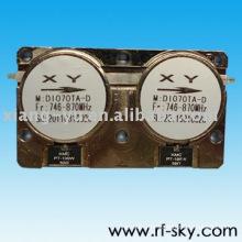 700-1300MHz Dual Isolators