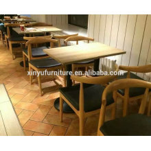 Table and chair modern for restaurant XYN2776