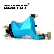 High quality QUATAT aluminum rotary tattoo machine blue QRT09 OEM Accepted