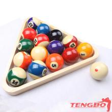 Factory direct selling high quality TB-T-6 resin phenol billiard ball