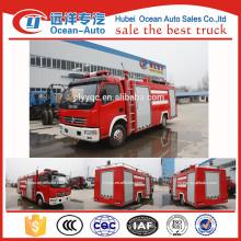 DFAC 4X2 fire fighting truck price