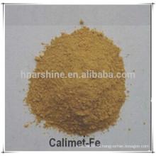 Aditivos alimentarios minerales quelados (ácido ferroso 2-hidroxi-4- (metiltio) butanoico quelado