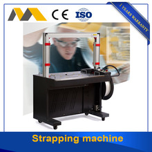 Factory sale carton strap machine with PP belt