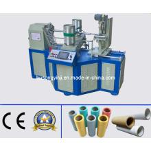 Tubo de papel que hace la máquina