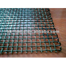stainless steel Vibratory Hooked Screen Quarry Screen Mesh Quarry Screens