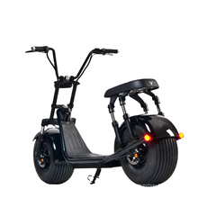 Nice Cool 60V 2000W Super Power 60km/H Electric citycoco Har ley scooter