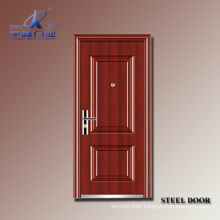 45mm Thickness Leaf Steel Door