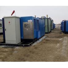600 Nm3 / h 350 bar generador de nitrógeno del campo petrolífero