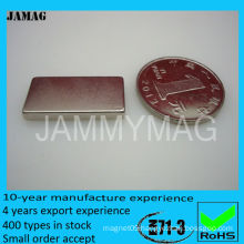 magnet for magnetic catchers