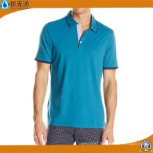 2017 Men′s Polo Shirts Factory Cotton Plain Polo Shirts