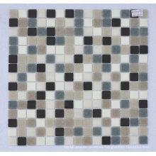 Gris Mosaico De Vidrio Withdot 4USD Por M2 Producción Chino