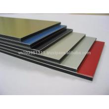 Exterior sign board Aluminium Composite Panels ACP
