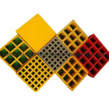 Factory Supply Acid and Fire Resistant FRP Steel Grating