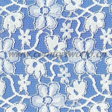 Tela del cordón de Cotto para la ropa de mujer
