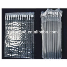 Transparent enviroment Protection Inflatable Air Cushion Wrap Bag for toner shockproof airbag