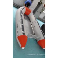 PVC/Hypalon Schlauchboot mit Alu-Boden
