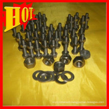 Wholesale Gr1 Titanium Fasterners Made in China