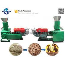 Divers types matériaux diesel moulin à granulés de bois
