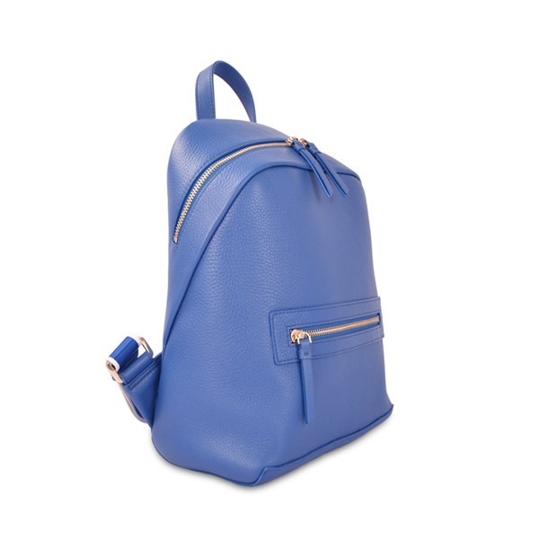 leather backpack cute woman fashion regular size