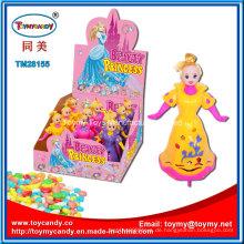 Heiße verkaufende Plastikpuppe scherzt Spielzeug mit süßer Süßigkeit