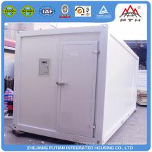 Low-Cost-kommerziellen Kühlschrank und Gefrierschrank Container Hause