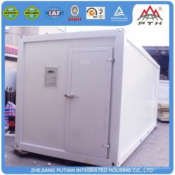Refrigerador comercial y congelador de bajo costo