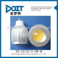 COB LED SPOT LUZ DT-GU10-3-5W-M