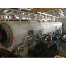Máquina de la protuberancia del tubo de la máquina del tubo de PE / HDPE / línea plástica del tubo
