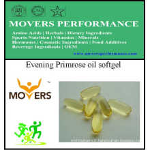 Gelée à base d'huile de Primrose