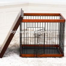 2018 Trade Assurance Wooden Dog House, jaula de perro de madera para la venta Made in China