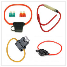 China Factory Auto Inline Car Fuse Holder