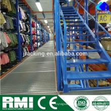 Sistema de piso de mezanino de alta densidade de Jracking