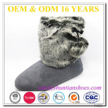 Sexy Warm Quiet House Woman Slippers
