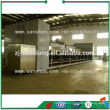 Chine IQF Fluid Bed Freezers